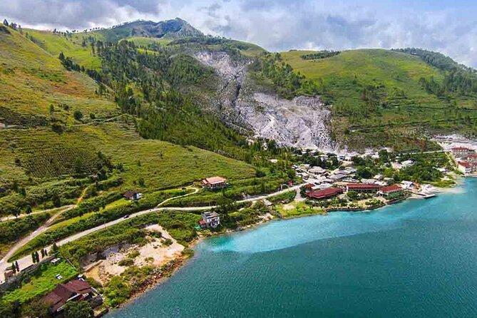 Beautiful Lake Toba
