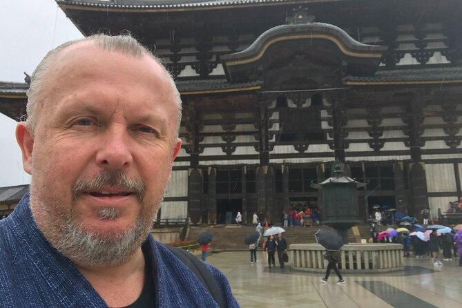 Awesome LIVE ZOOM Tour of Kyoto, Osaka or Nara