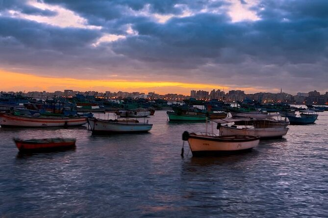 Private Full-Day Tour to Alexandria from Cairo