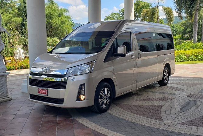 Private Transfer Kingston Airport (KIN) To Sandals South Coast