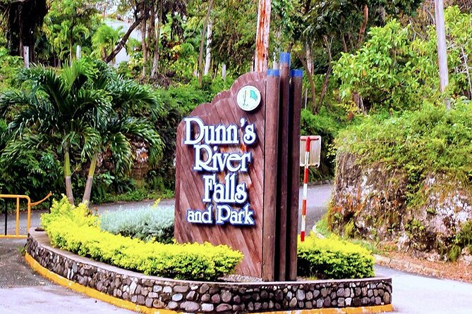 Dunn's River Falls Tour from Montego Bay Hotels