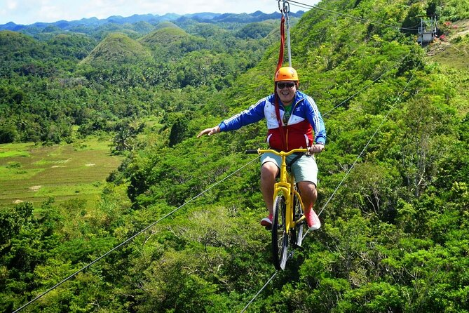 Bohol Bike Zip