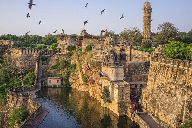 Chittorgarh Day Tour from Udaipur
