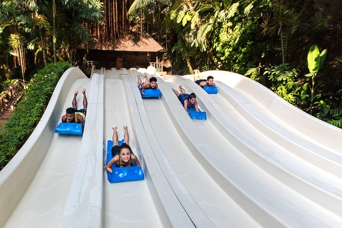 Sunway Lagoon Theme Park Ticket and 1 WAY Transfer (SIC – shared transfer)