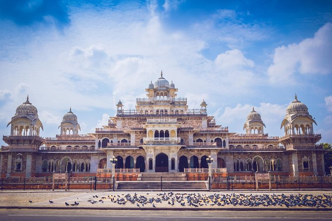 Jaipur to Jodhpur via Sand Dune Cities of Mandawa, Bikaner, Khimsar & Jaisalmer