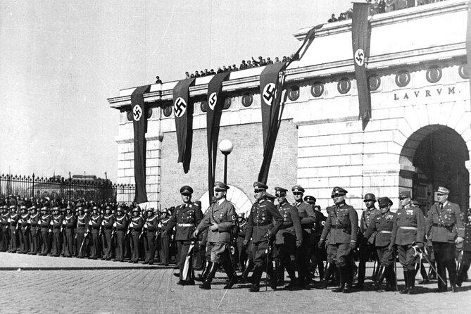 Walking Tour about Hitler in Vienna