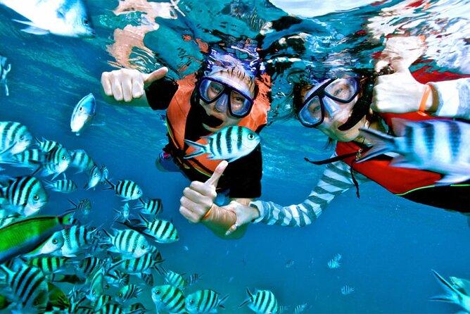 Snorkeling in Unawatuna