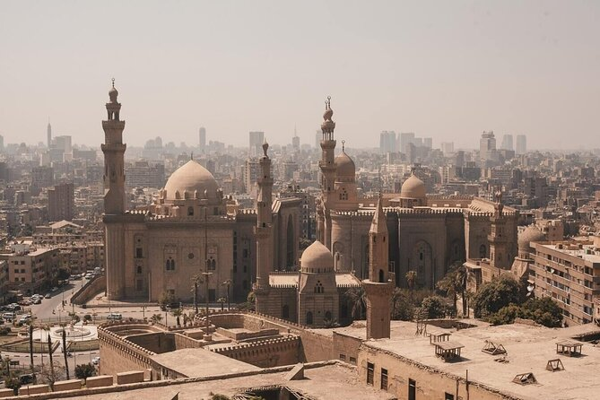 Private tour to Egyptian Museum,Citadel and Old Cairo ~