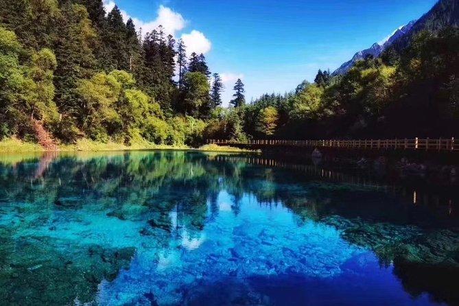 Private 3-Day Tour to Jiuzhaigou from Chengdu by Car