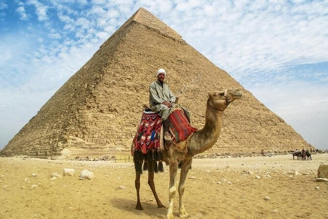 Camel or Horse Riding-Pyramids area