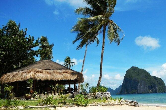 El Nido Nacpan Beach + Lio Beach + Las Cabanas Tour