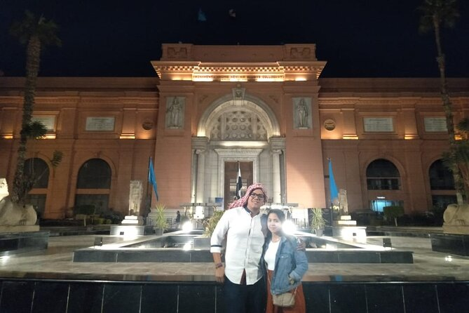 Egyptian Museum Night Tour Cairo