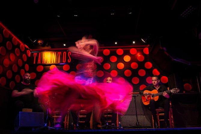 Spectacles de flamenco à Barcelone