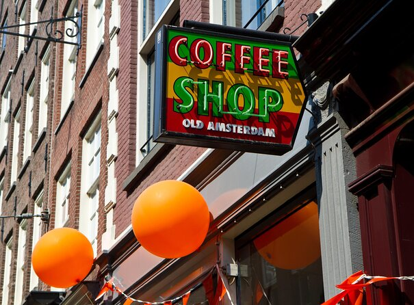Amsterdam Coffee Shop Tours