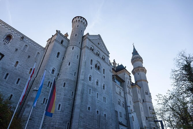 Visiting Germany's Royal Castles from Munich