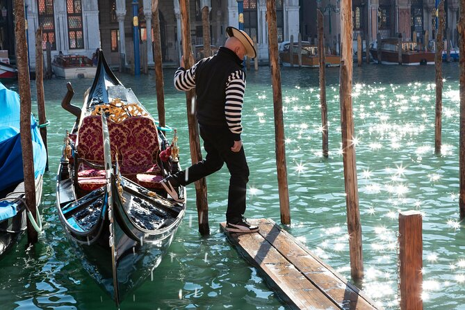 Venice Gondola Rides and Canal Tours