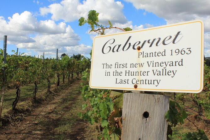 Hunter Valley Wine Tours from Sydney
