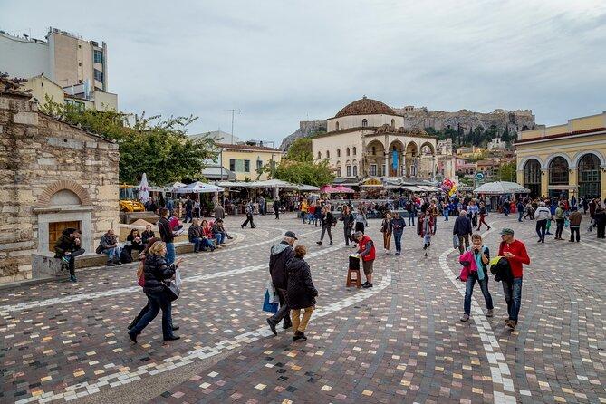 Cómo pasar 3 días en Atenas