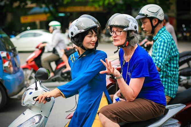 3-hour Hanoi By Night with Motorbike