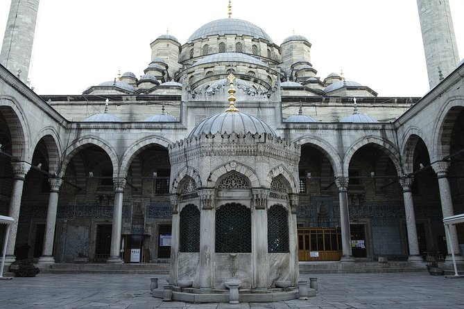 4 Days Accessible Istanbul City Tour