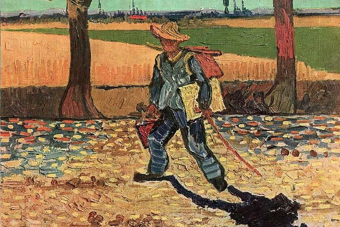 Vincent van Gogh Live Virtual Class, w. Art Historian. For 1 to 2 computers