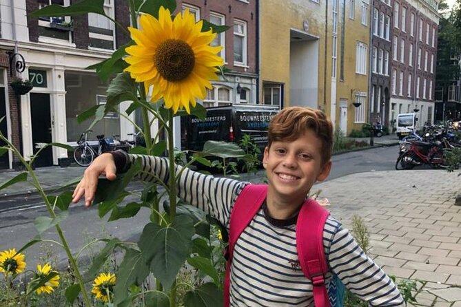 Kids Tour in Amsterdam City Center