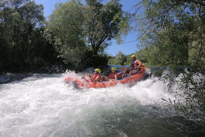 Half-Day Rafting Experience in Cetina River