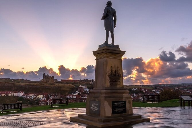 Essential Whitby: Discover the town's legends and treasures on an audio tour
