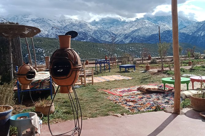 1 day excursion to Atlas mountain (3 valleys)