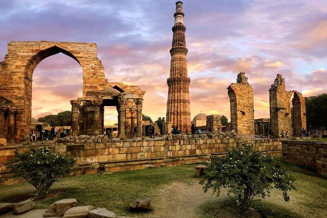 Private Tour: Heritage Sites in Delhi City Tour