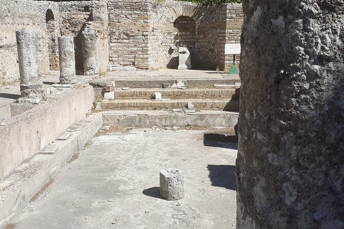 Guided Tour of the Ancient Baths of Civitavecchia