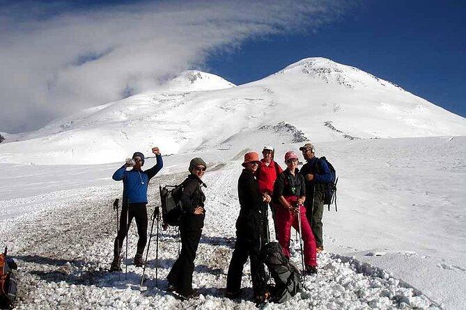 10-Day Climbing Tour to Elbrus Mountain the Highest in Europe