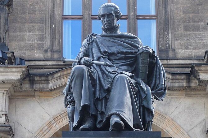 Dresden's 'Balcony of Europe': An audio tour along the River Elbe