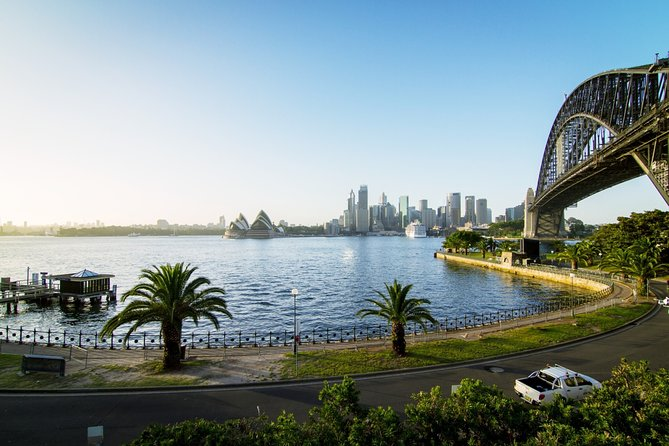 5 Hour Private Sydney Sightseeing Tour with Pickup