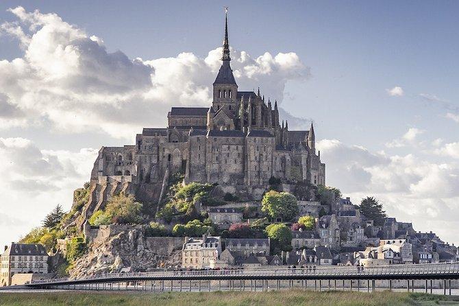 Mont Saint-Michel Abbey: Journey back into the Middle Ages on this audio tour