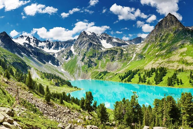 15-day Trekking Tour in Siberia Altai Mountains
