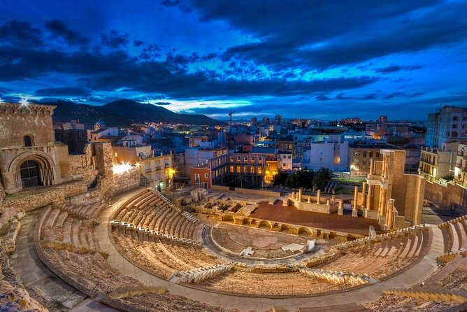 Discover two wonderful cities: Cartagena & Murcia on a private tour