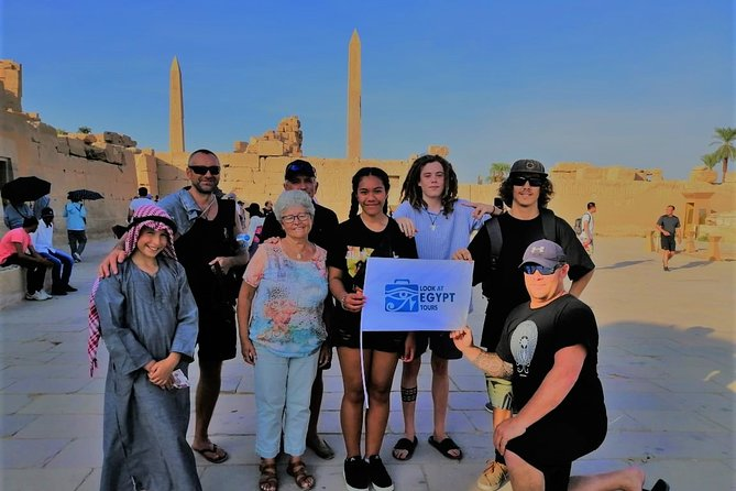 Luxor Sightseeing Tour Package 2 Days- Discover All Luxor -Guide & Lunches Inc