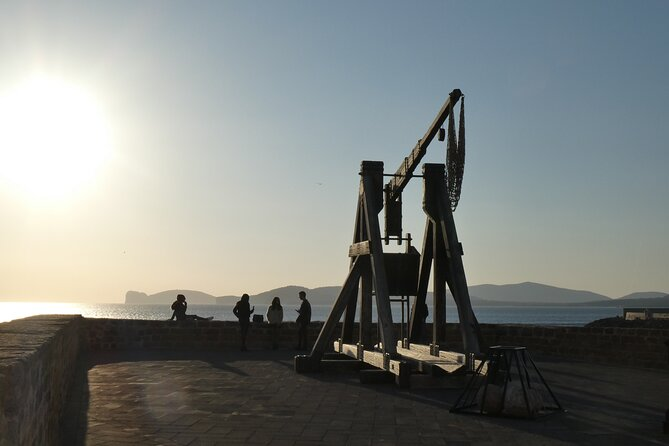 Alghero private city & archaeological tour (TRANSFER INCLUDED) with local guide
