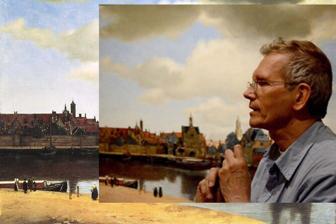 Vermeer. Live Online Virtual Class, w. Art Historian. For 3 to 5 computers
