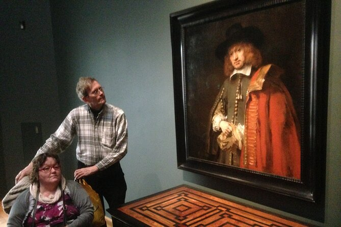 Rembrandt. Live Online Virtual Class, w. Art Historian. For 1 to 2 computers