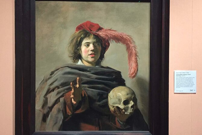 Frans Hals. Live Online Virtual Class, w. Art Historian. For 1 to 2 computers