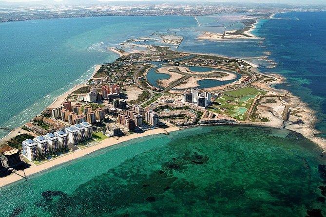 La Manga and Cartagena private tour with Cabo de Palos Lighthouse visit