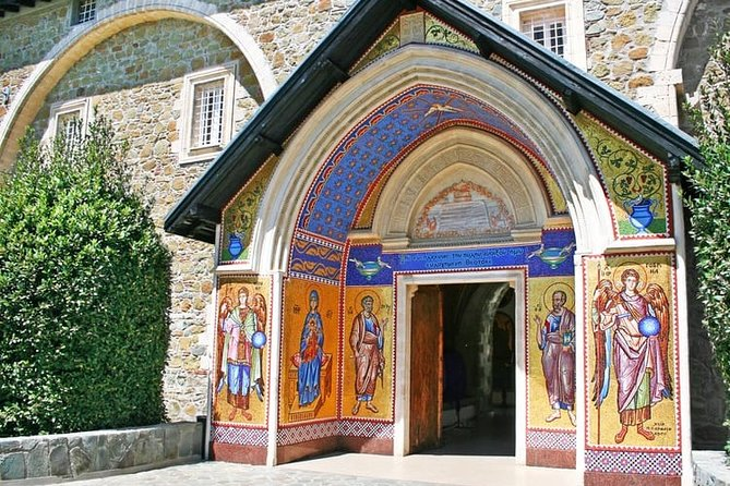 Private Full-Day Tour from Larnaca to Kykkos Monastery