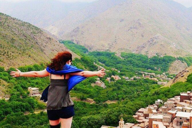 From Marrakech: 3 days Trek In Atlas Mountains From Imlil Valley to Setti Fatma
