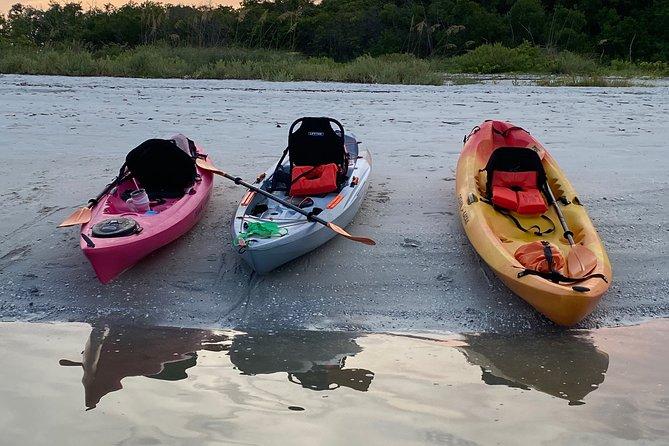 2 hr single kayak rental
