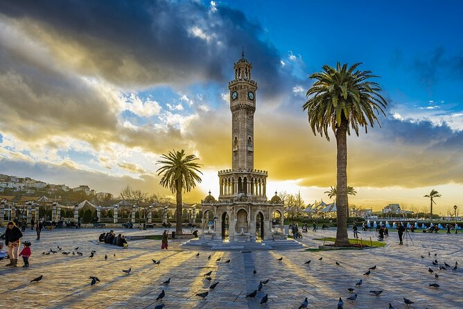 Discover the Magic ancient city Izmir on a private tour