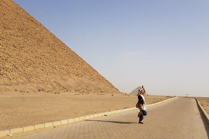 Explore the Pyramids of Ancient Egypt Giza Pyramids & Sakkara & Dahshur
