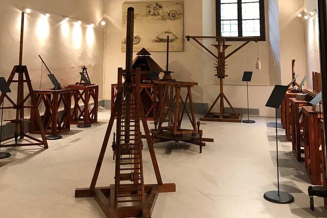 Leonardo Da Vinci Museum Entrance Ticket