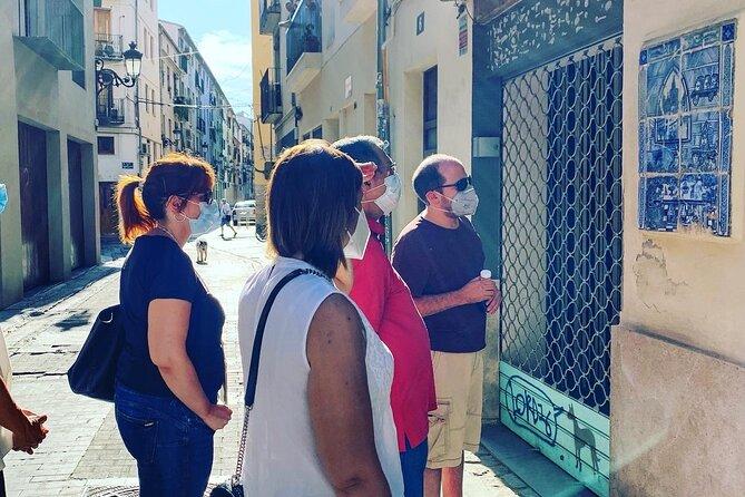 Curiosities of Valencia + Wine tasting Valencian celler XIII century